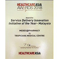 Service Delivery Innovation Initiative Of The Year Award