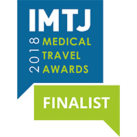 Medical Travel Award Finalist