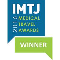 IMTJ Medical Travel Awards Finalist 2016